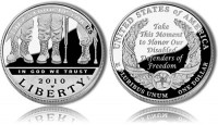 Disabled American Veterans Silver Dollar