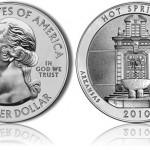 Hot Springs Silver Bullion Coins