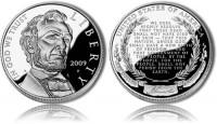 Lincoln Silver Dollar