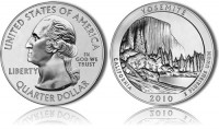 Yosemite 5 oz Silver Bullion Coin