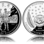 2004 Lewis and Clark Silver Dollar Commemorative Coins