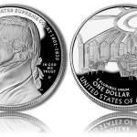 2005 John Marshall Silver Dollar Commemorative Coins