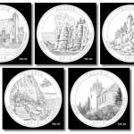 Acadia Silver Bullion Coins