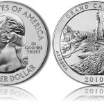 Grand Canyon Silver Uncirculated Coins