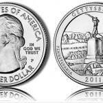 Gettysburg Silver Uncirculated Coins