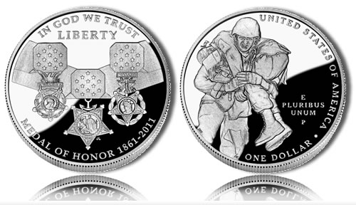 Medal of Honor Silver Dollar