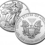 2012 Silver Eagle Bullion Coin