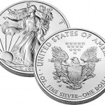 2012 Silver Eagle Uncirculated Coin