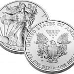 2012 Silver Eagle Uncirculated Coin