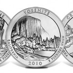 2010 America the Beautiful 5 Ounce Silver Uncirculated Coins