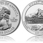 Mount Hood Silver Uncirculated Coins